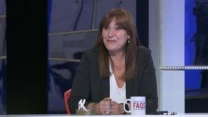 """Preguntes freqüents"": Laura Borràs, Adolfo Pérez Esquivel, Bob Pop i Candela Peña"