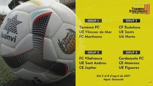 Torna l'Històrics, el torneig per excel·lència del futbol català