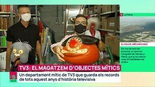 TV3: el magatzem d'objectes mítics