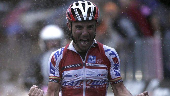Joaquim Rodríguez s'imposa al Giro de la Llombardia i acaba l'any com a líder del rànquing mundial