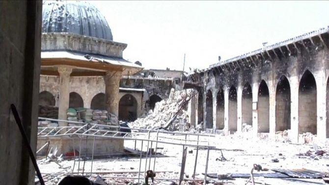 Síria: un patrimoni mil·lenari en perill