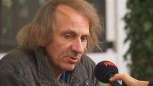 """Houellebecq, protagonista de la última portada del setmanari satíric """"Charlie Hebdo""""."""