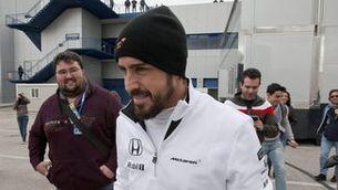 Alonso defensarà el seu honor