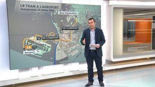 El metro arribarà per fi a l'aeroport del Prat