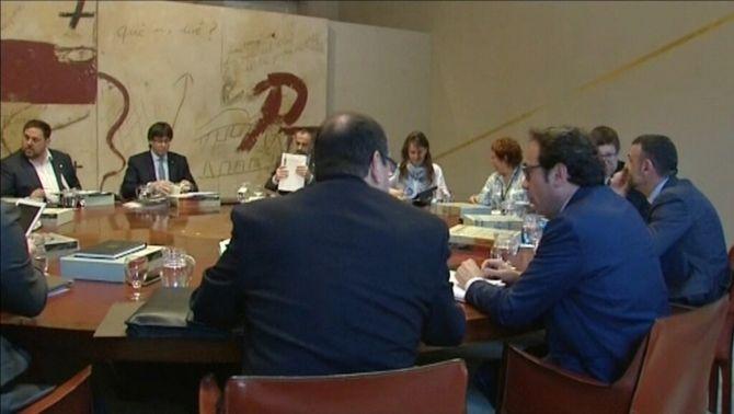 La hisenda pròpia, la llei de pobresa energètica o més delegacions a l'exterior, entre les prioritats del govern