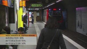 Nova vaga del metro de Barcelona