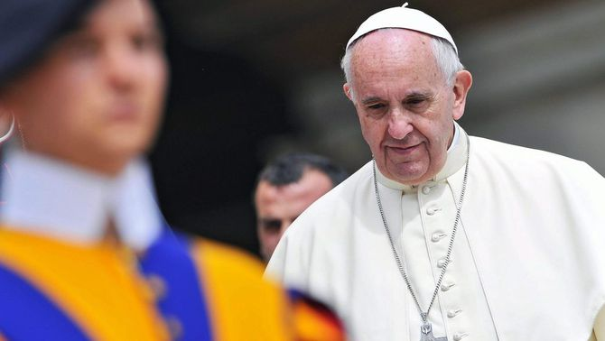 El papa rebutja una donació d'un milió d'euros del govern argentí perquè diu que té altres necessitats per cobrir