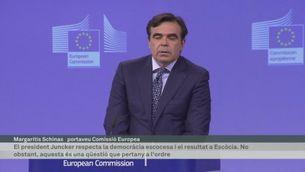 La Comissió Europea valora l'escenari