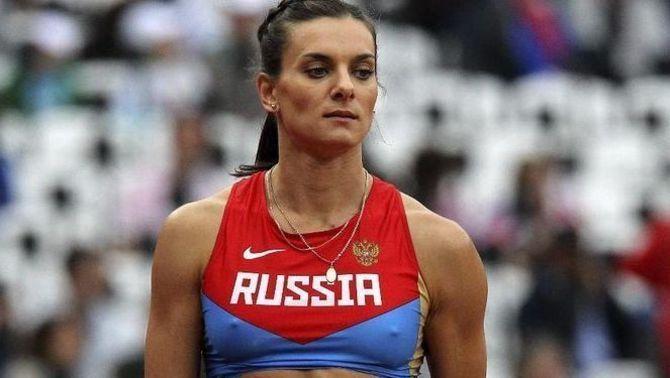 """Ielena Issinbàieva qualifica la sanció a Rússia de """"cruel, injusta i assassina"""""""