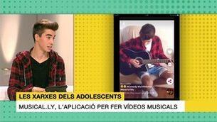 Les xarxes dels adolescents: de Snapchat a Musical.ly