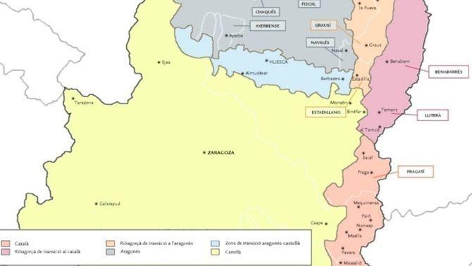 Els ajuntaments de la Franja declaren el català com a llengua d'ús preeminent als seus municipis