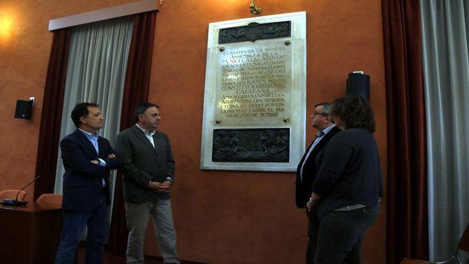 El 125è aniversari de les Bases de Manresa durarà un any amb actes institucionals, acadèmics, divulgatius i ciutadans