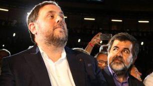 """ERC diu que el nom de Junqueras """"no està sobre la taula"""""""