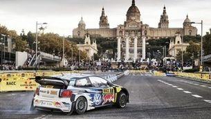 El Rally Catalunya torna a Montjuïc