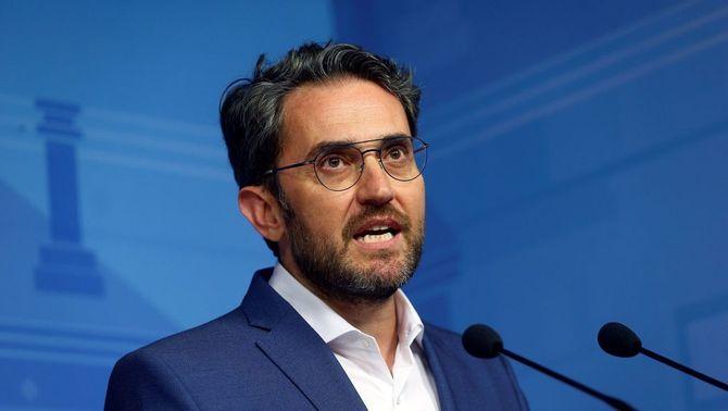 Màxim Huerta reivindica la seva innocència en el seu adeu com a ministre