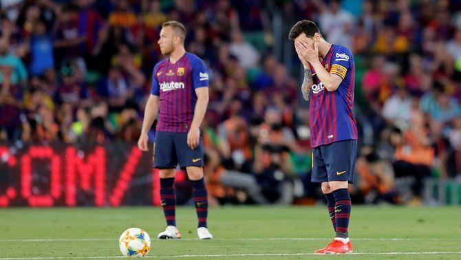 La desfeta de la Copa i de la Champions obligarà Bartomeu a prendre decisions