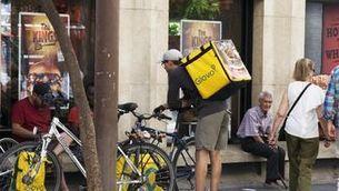 Inspecció de Treball reclama a Glovo 12 milions per falsos autònoms a Espanya