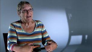Mor Diana Garrigosa als 75 anys