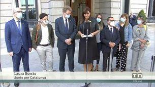 El Congrés aprova el suplicatori perquè el Suprem investigui Laura Borràs