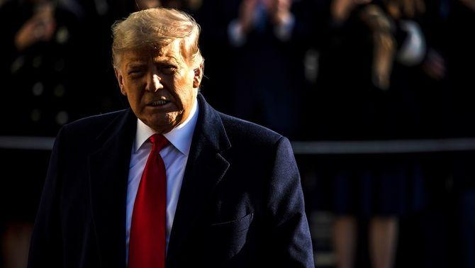 """Trump, primer president dels EUA que se sotmetrà a dos """"impeachments"""""""