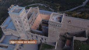 """Sant Pere de Rodes passa a la final de """"Batalla monumental""""!"""