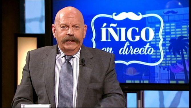 José María Íñigo va morir de càncer per l'amiant dels estudis de TVE