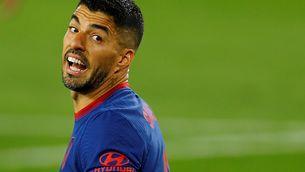 Luis Suárez, preparat per tornar al Camp Nou