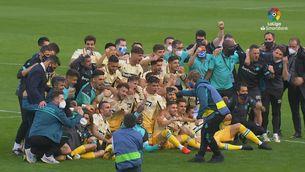 Resum del Saragossa-Espanyol (0-0)