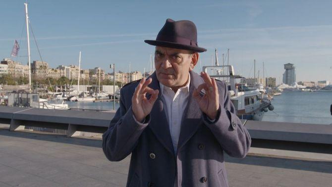 """José Corbacho"""" a """"Anem per feina"""""""