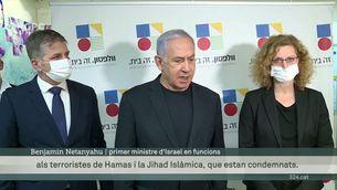 Israel i Hamas intensifiquen una escalada que terroritza la població civil de banda i banda