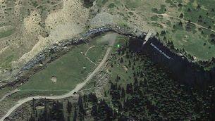 Mor un excursionista de Lleida al camí de les Tres Cascades de Cerler, a Osca