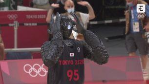 El robot infal·lible falla dos tirs de bàsquet dels Jocs Olímpics
