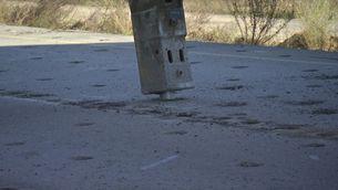 La llarga història de les obres del viaducte d'enllaç A-2/AP-7