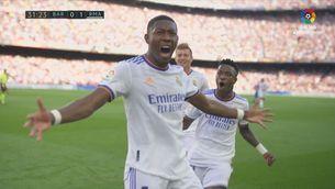 Resum del Barça-Reial Madrid (1-2)