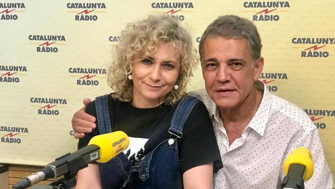 """Joaquim Maria Puyal amb Mònica Terribas a """"El matí"""""""