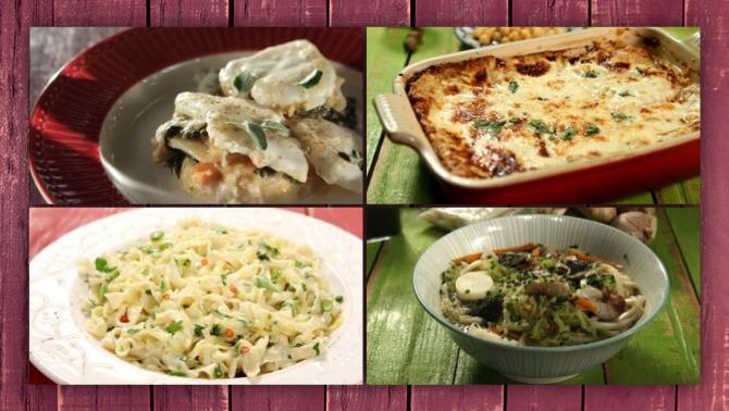 13 receptes fàcils de cuina vegetariana per recórrer el món