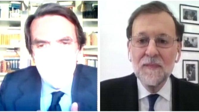 """La caixa B del PP són """"deliris"""" de Bárcenas: Rajoy i Aznar neguen els sobresous"""