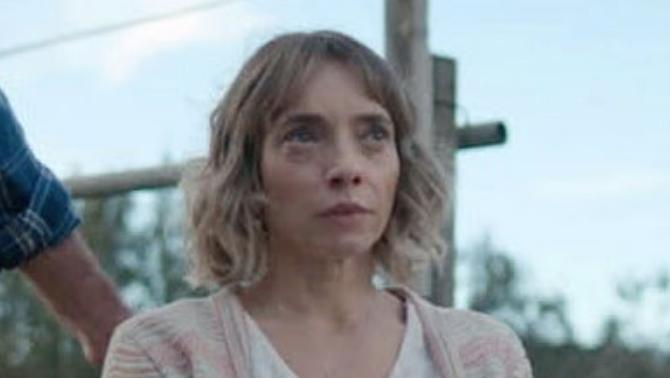 Daniela Feixas interpreta el personatge de la mare de la Leire, la Ruth Raspall