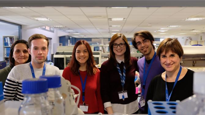 Grup de recerca d'Immunologia de la Diabetis de l'Institut de Recerca Germans Trias i Pujol
