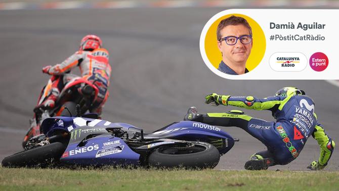 La guerra Rossi-Márquez ja és definitiva