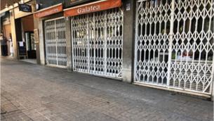 Detingut un home per l'homicidi d'almenys tres persones sense sostre a Barcelona