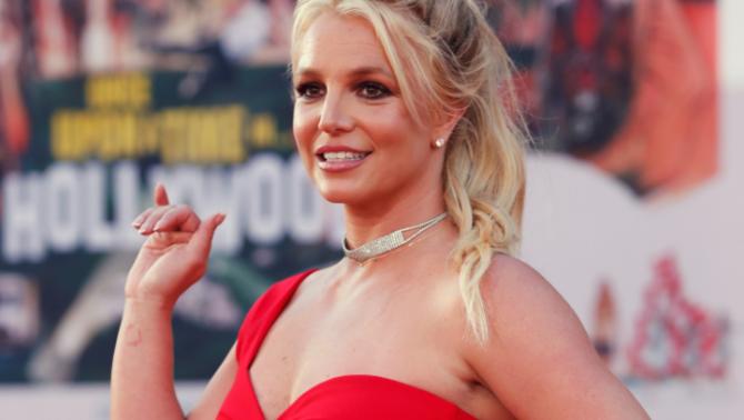 Britney Spears en una imatge del 2019