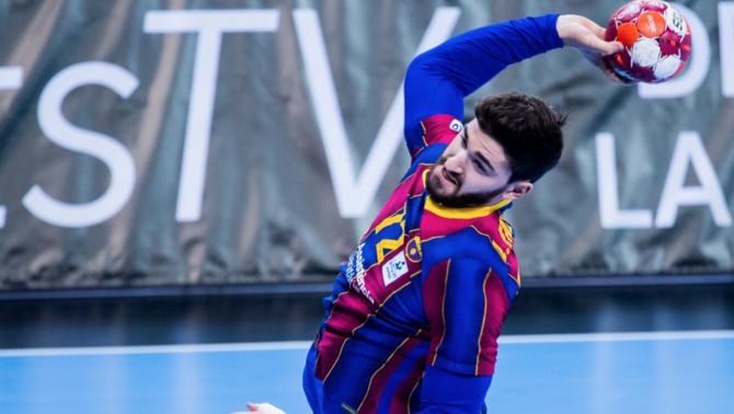 El Barça decideix el partit a la primera part (38-26)