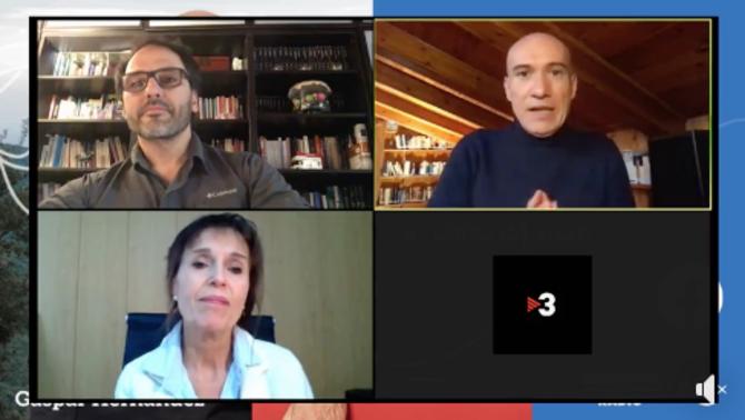 """Facebook Live de """"L'ofici de viure"""": eines psicològiques i emocionals per al confinament"""