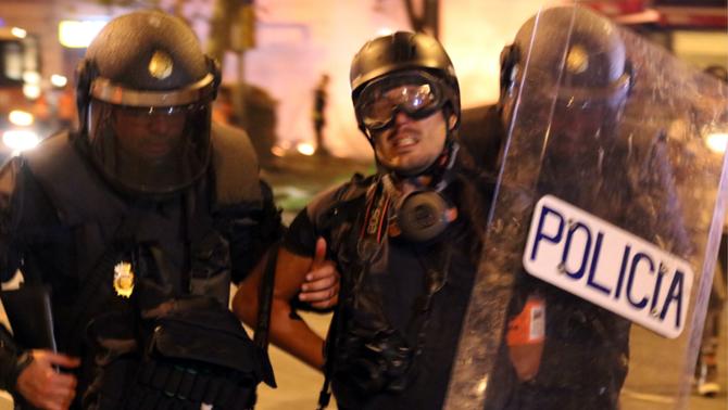 Periodistes agredits i llibertat de premsa, en joc a Catalunya: les pitjors dades en 4 anys