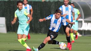 El partit entre l'Espanyol i el Cadis de la pretemporada, a Esport3