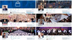 Reaccions a les xarxes de la sentència de Mas, Rigau i Ortega