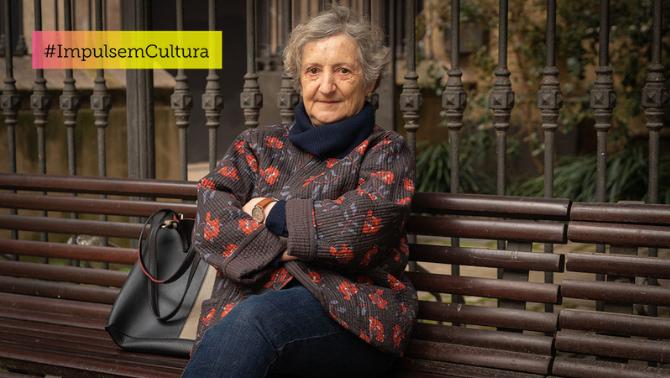 Teresa Duran: una creativitat desbordant