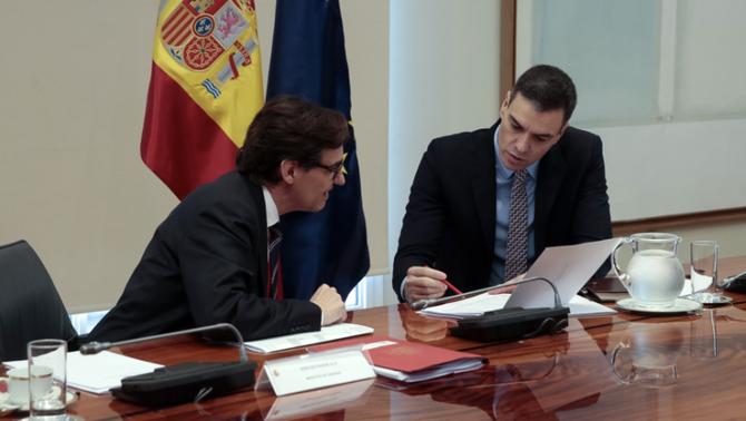 Sánchez anuncia 14.000 milions per a les comunitats per fer front a la Covid-19