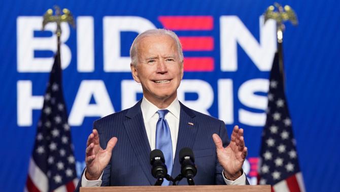 Biden tomba Trump a Pennsilvània i serà el nou president dels Estats Units